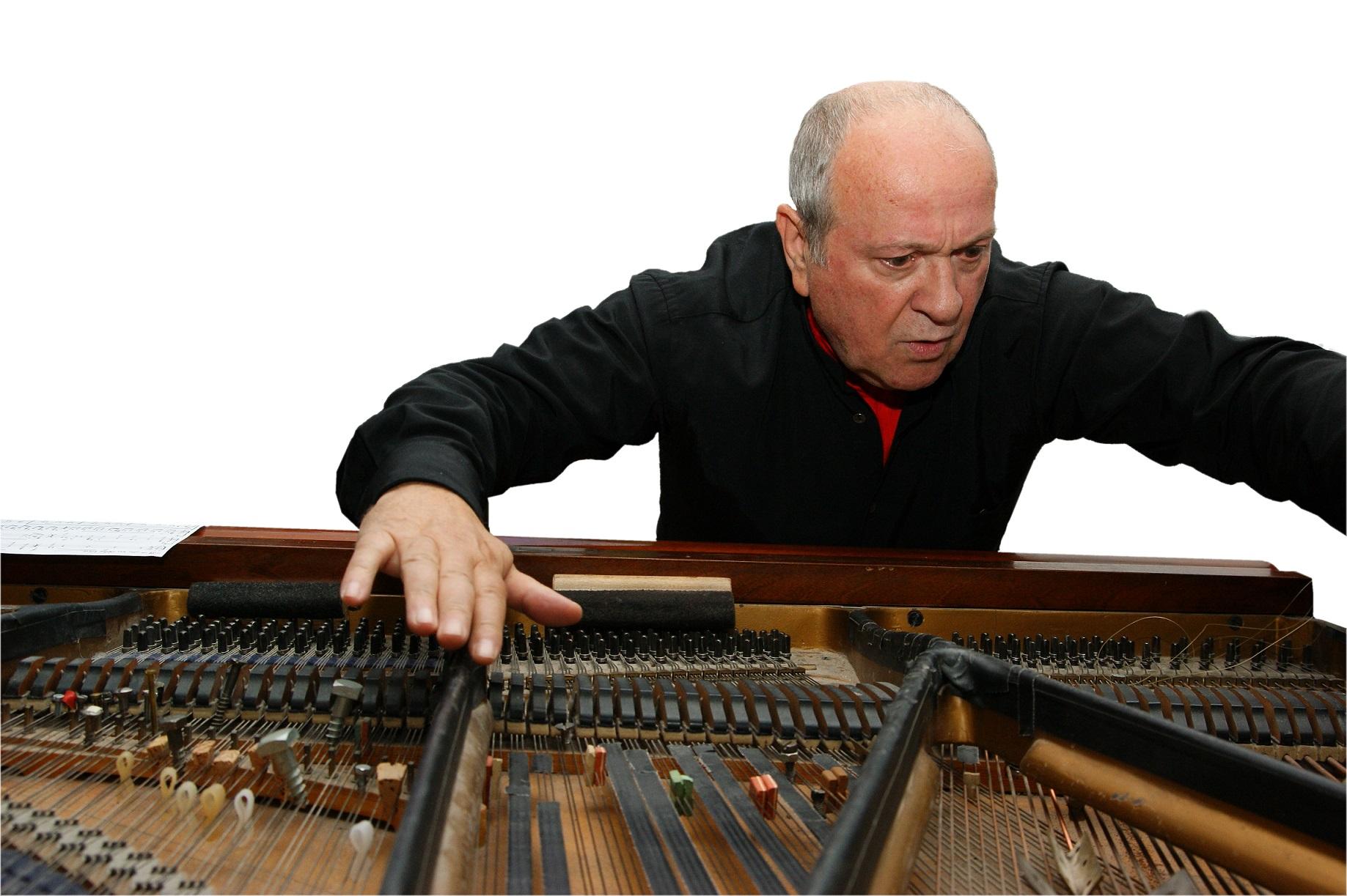 Hans-Karsten Raecke Musikbrennerei Rheinsberg