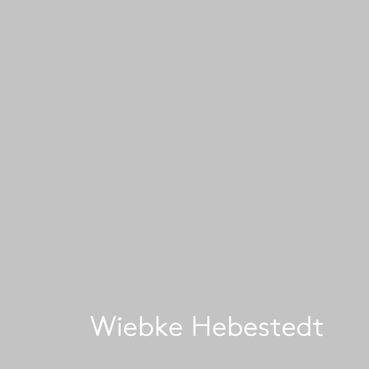 Wiebke Hebestedt