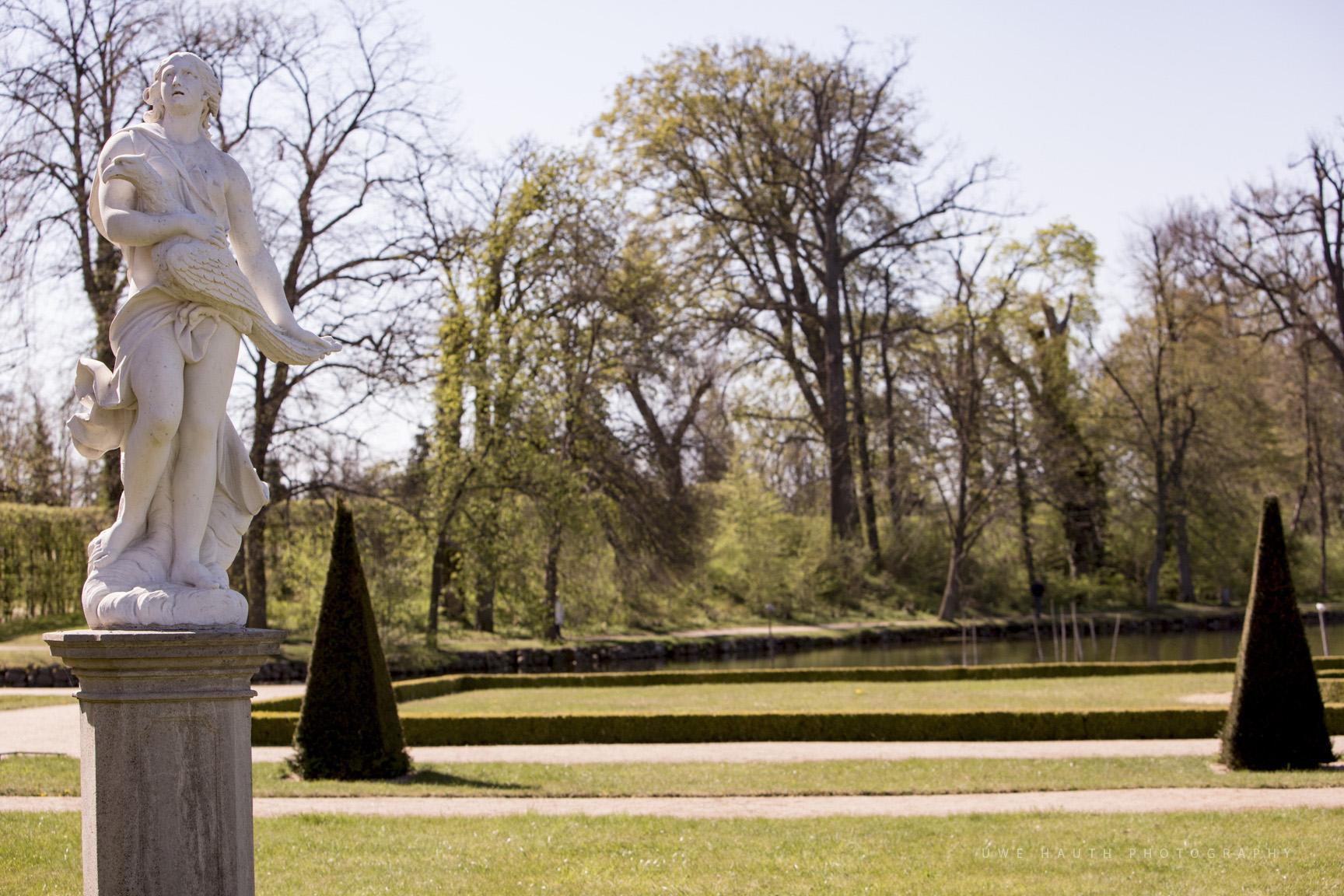 Osterspaziergang Schlosspark Rheinsberg