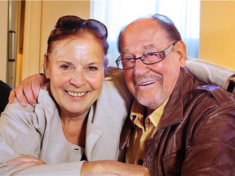 Herbert Köfer und Ursula Karusseit