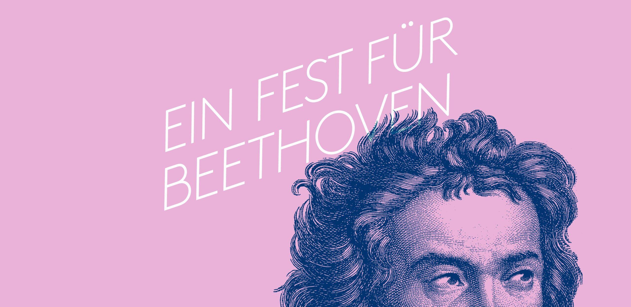 Grafik von Beethoven